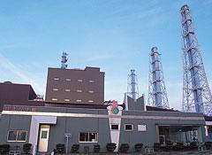 東新潟火力発電所 はまなす館|電力資料館・PR館情報|電気工学を ...